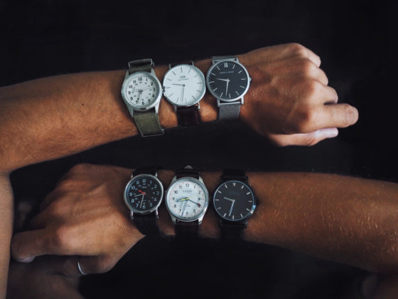 Scout Sixteen - Best Affordable Men's Slim Watches for Men