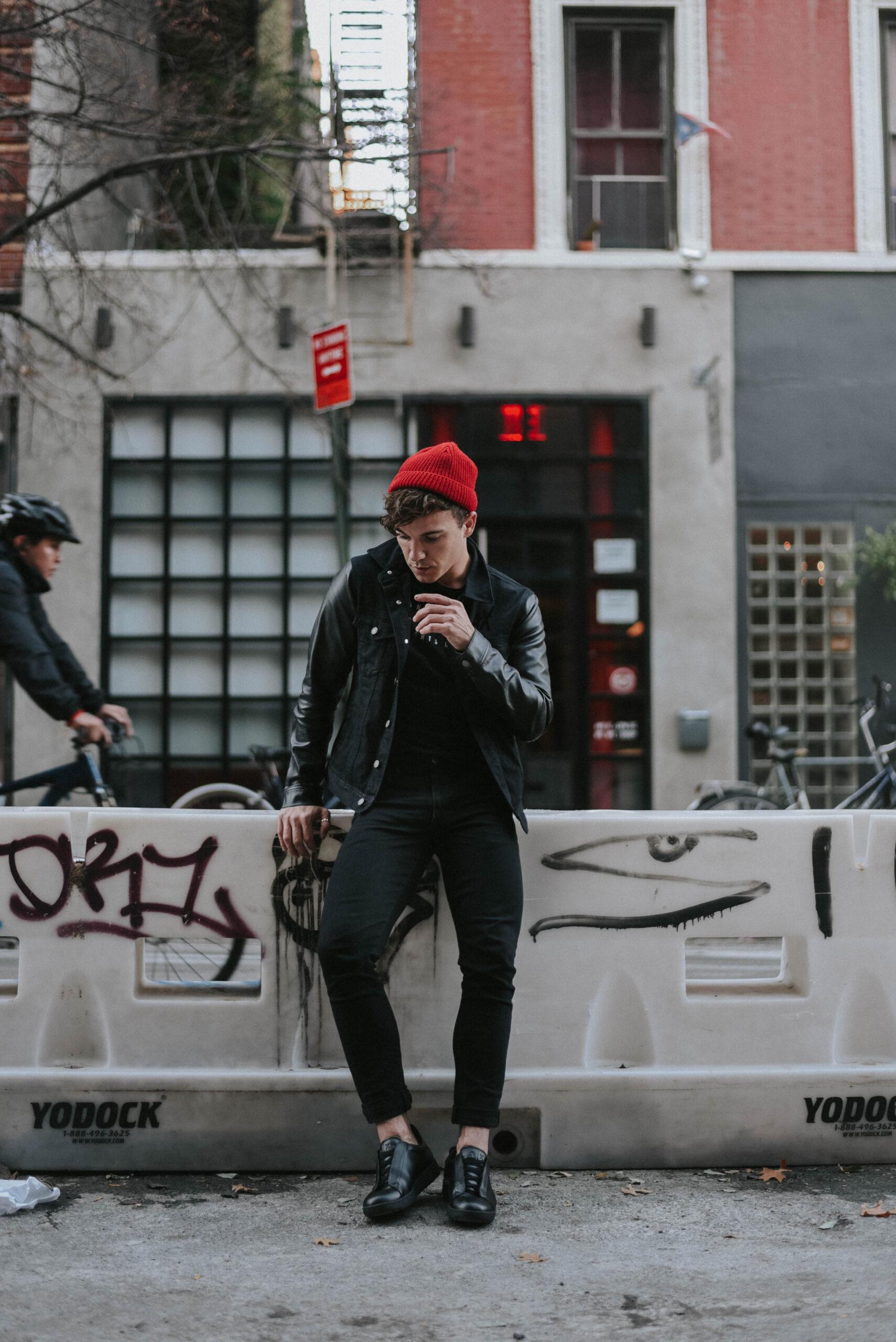 Armani Exchange x Macy's - Justin Livingston
