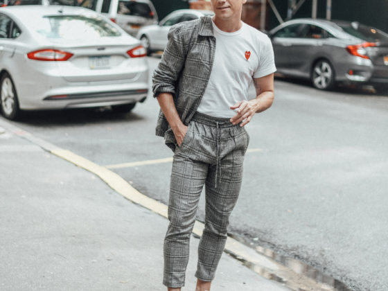 Scoutsixteen Justin Livingston NYC Menswear Blogger Plaid Pants