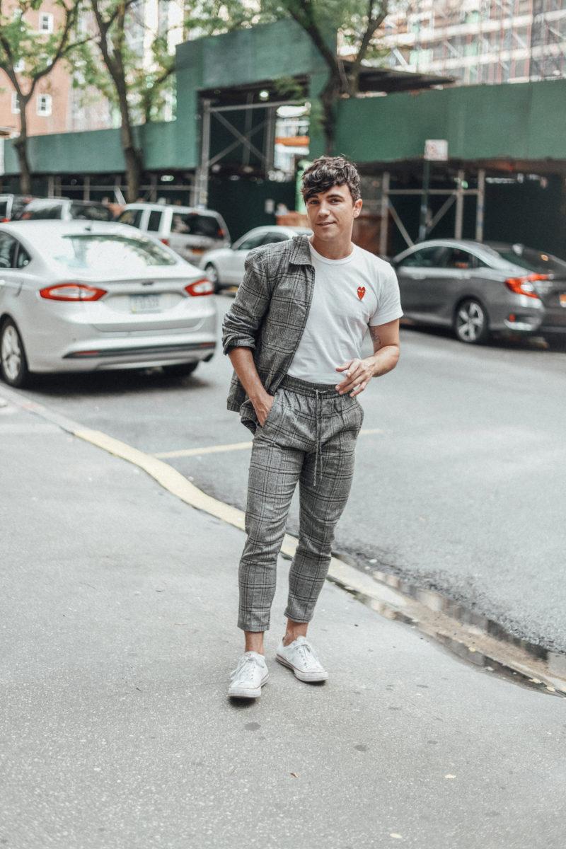 Scoutsixteen Justin Livingston NYC Menswear Blogger Plaid Pants